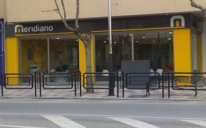 Nueva ubicación de la oficina de Seguros Meridiano en Alcalá la Real