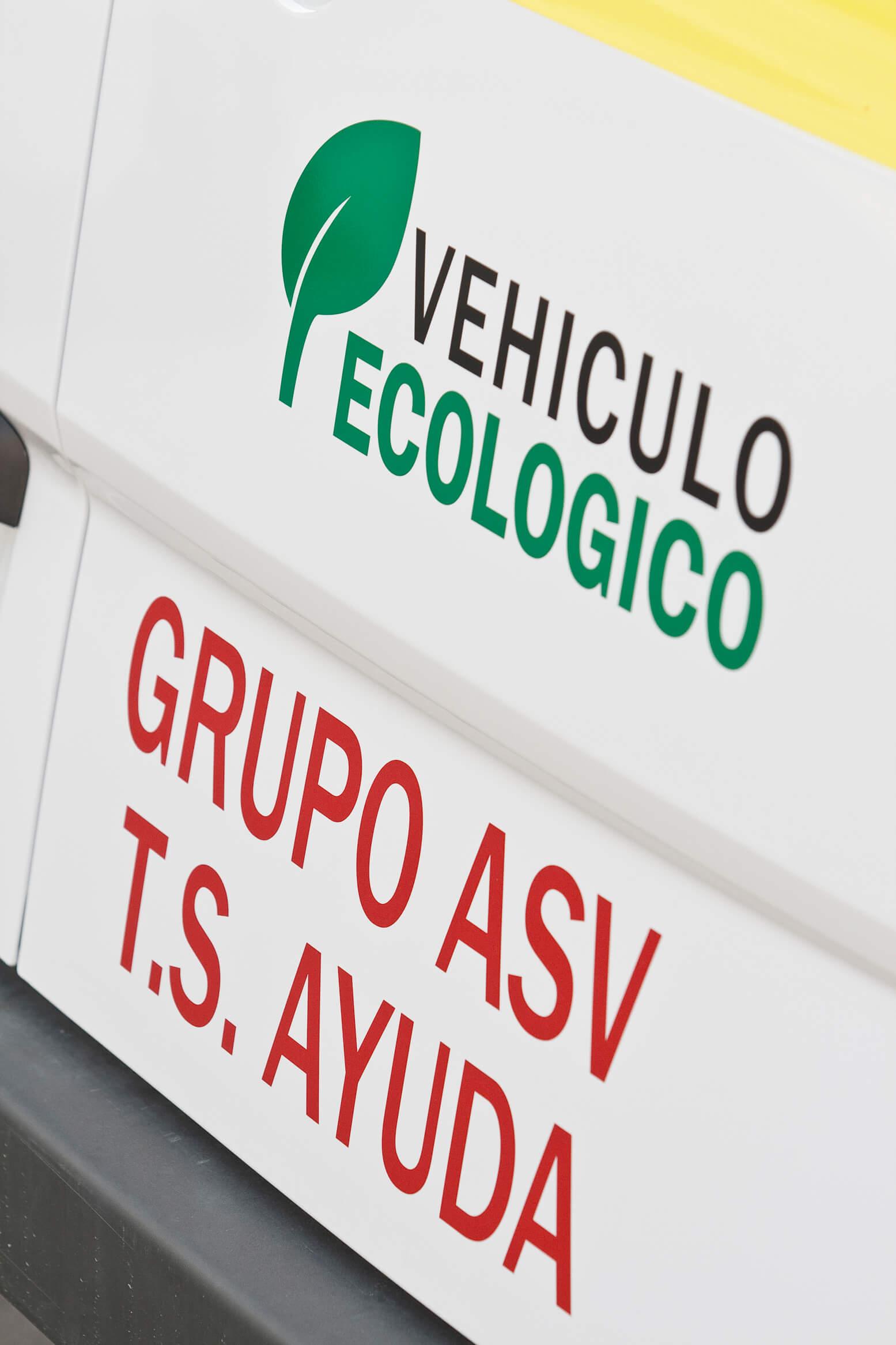 Continúa la apuesta por las ambulancias ecológicas